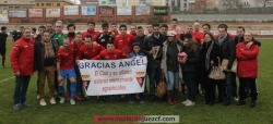 REAL ARANJUEZ- 2 CD GRIÑÓN- 0