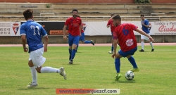 REAL ARANJUEZ - 0 CD VICALVARO- 1