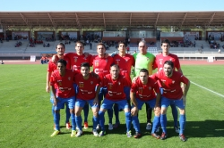 REAL ARANJUEZ- 1 CD LOS YEBENES-SAN BRUNO- 0